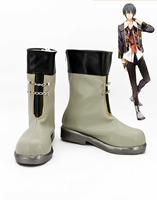 Tsukiuta Six Gravity Uduki Arata Cosplay Shoes Boots The Anime Animation Halloween Christmas For Men Boys