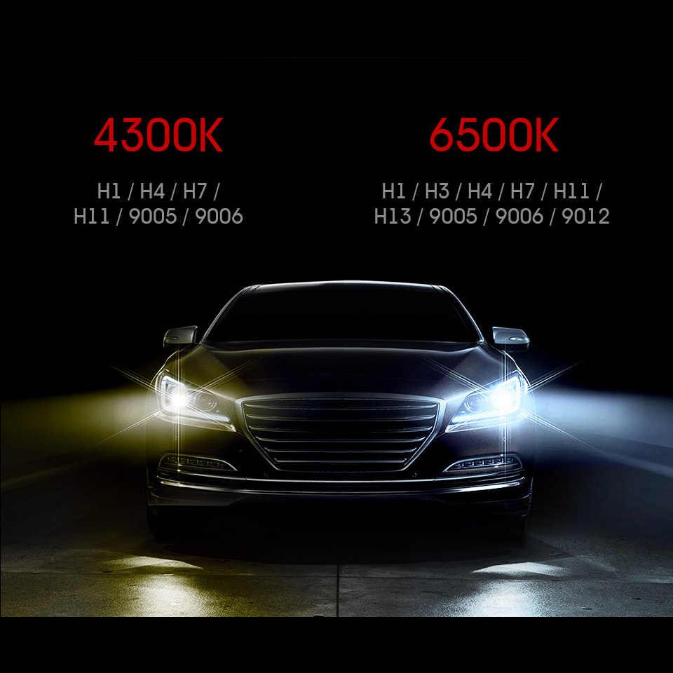 Oslamp LED Headlight Bulbs H7 H11 H1 H3 9012 9005 9006 COB Auto Headlamp 60W 7000lm 6500K/4300K 9007 H13 H4 LED Car Light Bulb