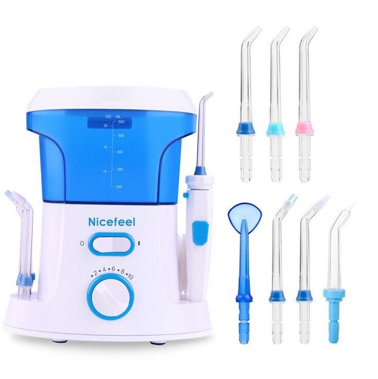 Наиболее удобный стиральная зубы стиральной нить Уход за полостью рта личной гигиены Товары для здравоохранения отбеливание зубов электри...