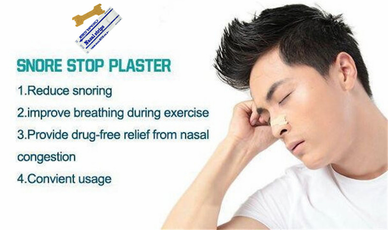 US $0 94 15% OFF|10pcs Easy Sleeping Anti snoring Nasal Strips Right Better  Way Stop Snoring Easier Better Breathe Snore Stopper Strap T119 10OLE-in