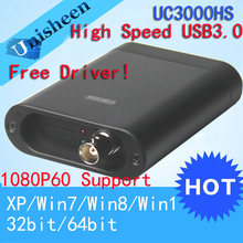USB3.0 60FPS SDI VIDEO CAPTURE Dongle Game Streaming Live Stream Broadcast 1080P