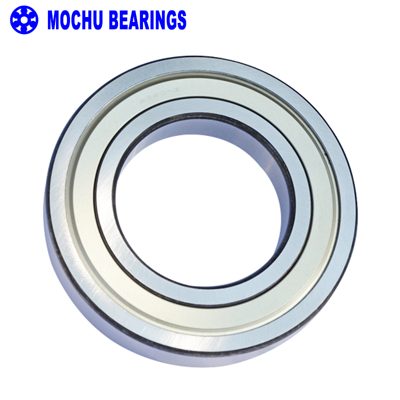 1pcs bearing 6220 6220Z 6220ZZ 6220-2Z 100x180x34 MOCHU Shielded Deep groove ball bearings Single row High Quality bearings цена