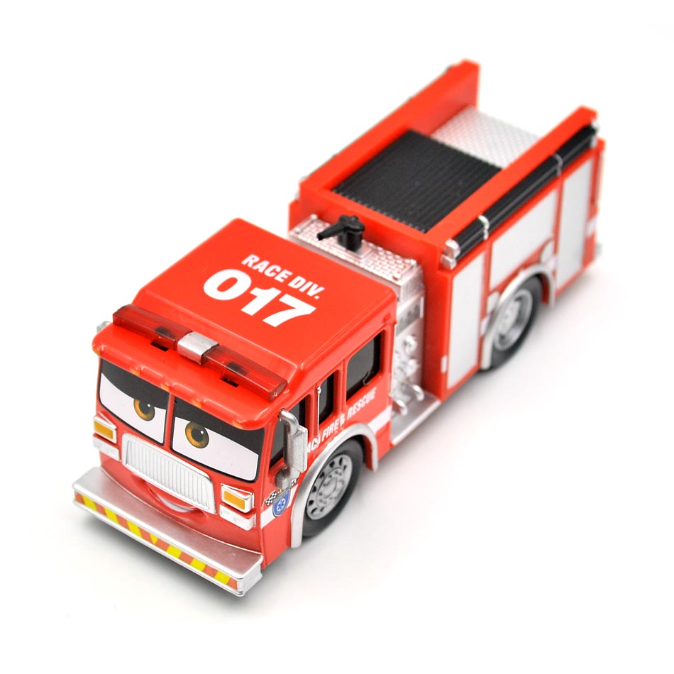 Disney Pixar Cars 3 11 styles Tiny Lugsworth Mack Truck McQueen Uncle Metal 1:55 Diecast Toy Car Loose Brand toys for children