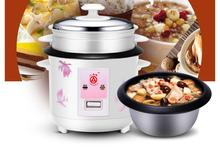 china guangdong Triangle  WZA-0152 mini electric stream rice cooker 1.5L stainless steel  110-220v soup tonze mini rice cooker 2l 220v small electric cooker for 1 3 people fully automatic