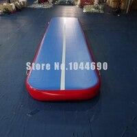 Прохладный 6*2*0.2 м надувные воздушные отслеживать гимнастика, воздух трек батут для игр на воде