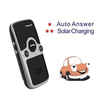 youchangmei A3  solar Bluetooth car charging auto answer phone ID report 3.1