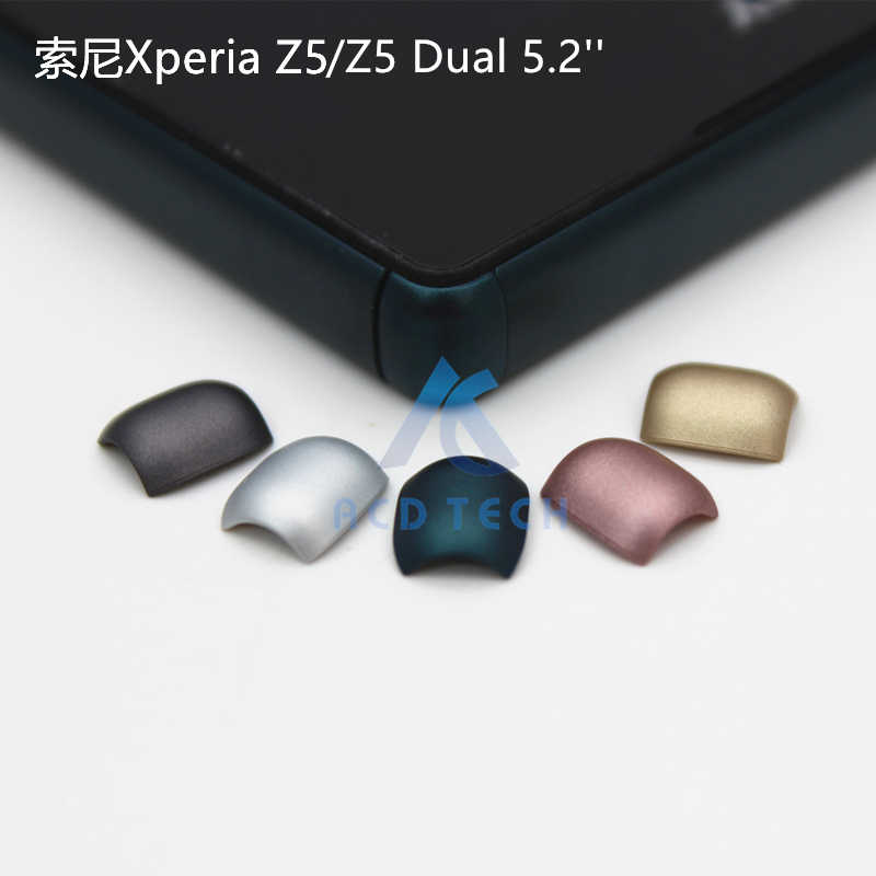 "Original New Middle Frame Angle Corner For Sony Xperia Z5 Z5 Dual E6683 5.2"" Balck/Silver/Gold/Pink/Blue"