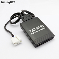 YATOUR Digital Music Changer USB SD AUX IN MP3 Interface for HONDA Civic