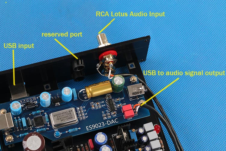 Back To Search Resultsconsumer Electronics Competent Es9038 Q2m I2s Dsd Optical Coaxial Input Decoder Dac Headphone Output Pcb Board Dac Hifi Audio Amplifier Board