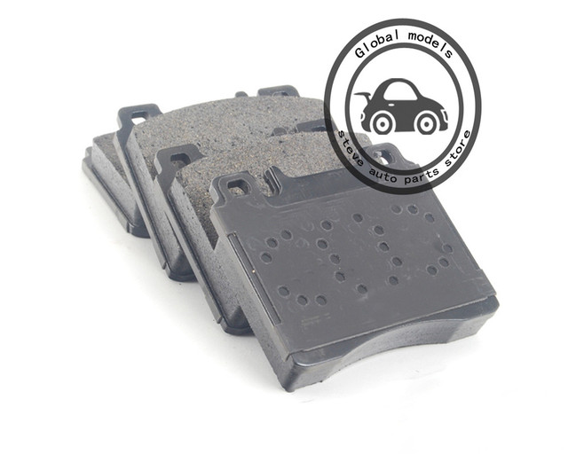 Delightful Front Brake Pad Set For Mercedes Benz W140 S280 S300 S320 S350 S400 S420  S500 S600