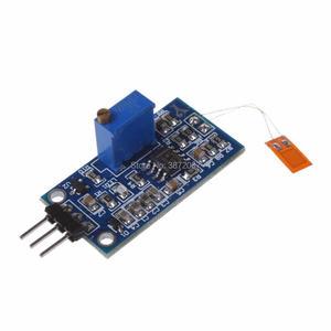 Image 2 - 4pcs/lot DIYmall BF350 3AA/1.5AA Strain Gauge Bending Sensor Module Y3 Weighing Amplifier Module