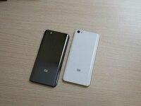新しい3dガラス電話ハウジングケースバッテリーカバーケース用xiaomi mi5 mi 5スペアパーツバッテリー裏表紙ドア送料無料