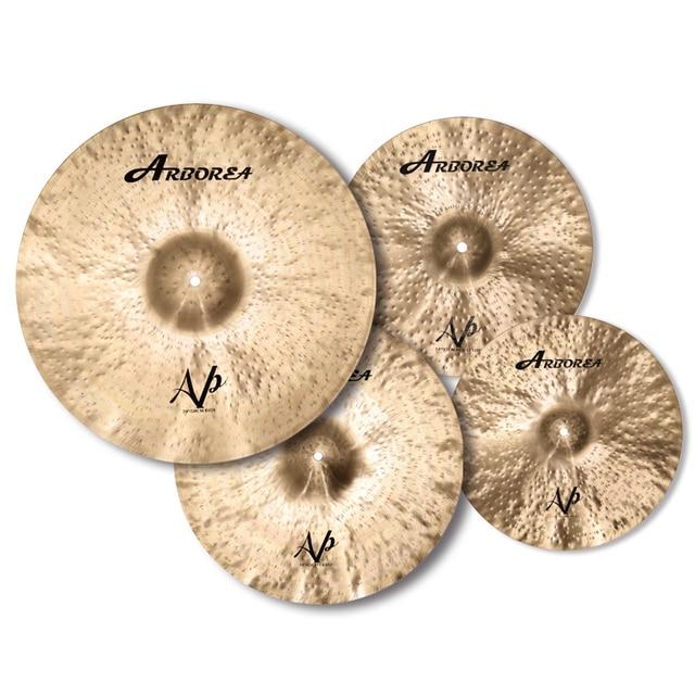 Arborea b20 series AP cymbal set 5pcs