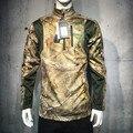 2016 Nuevos Hombres de Camuflaje Sudadera Outwear Pullover Hombre Chaquetas de Invierno A Prueba de Viento Impermeable Térmica Promoción Sudaderas