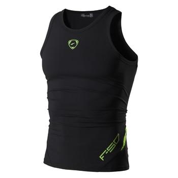 jeansian Men s Quick Dry Slim Fit Sleeveless Sport Tank Tops Shirts Workout Running LSL3306 PLEASE