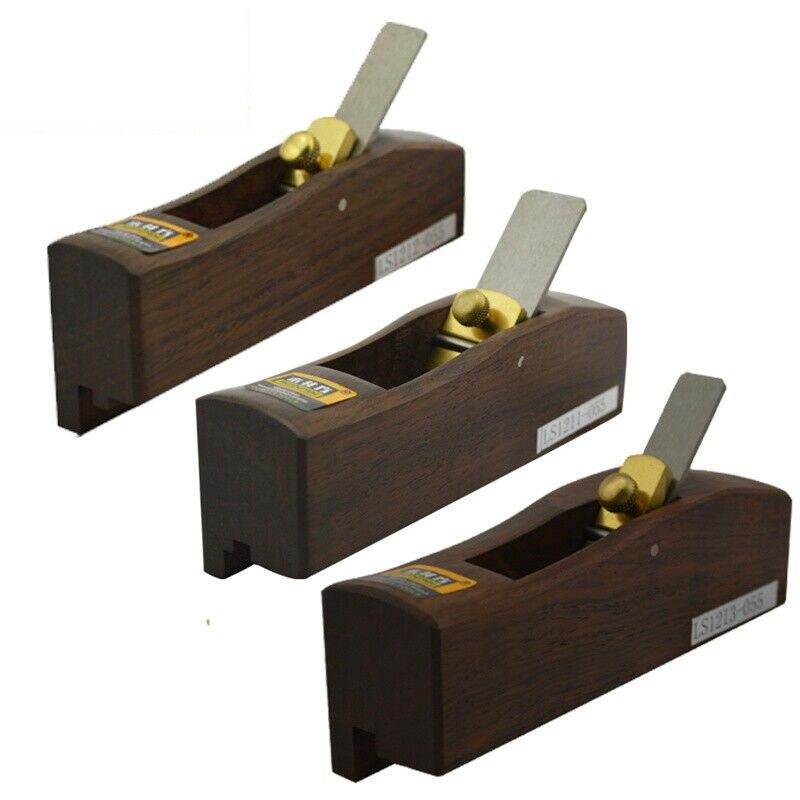 3 Teile/satz Holz Splice Platte Flugzeug Rabbet Slot Werkzeug Konvexen Nut Flugzeug W184 Angenehme SüßE Werkzeuge
