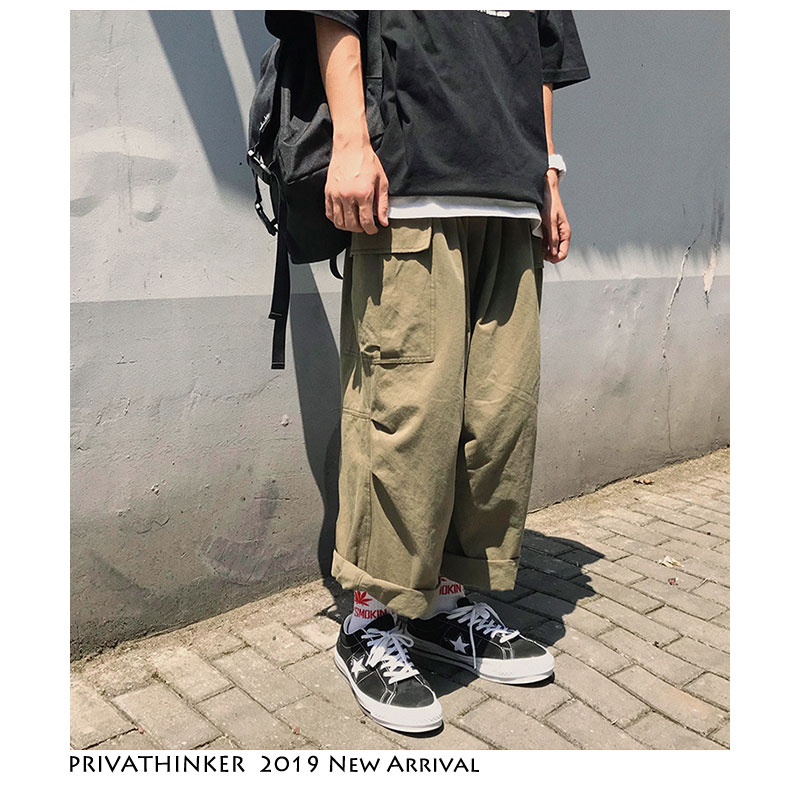 PRIVATHINKER casual di Pantaloni