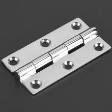 Universal Boat Strap Hinge 316 Stainless Steel Marine Boat Yacht Strap Hinge Heavy Duty High Mirror Finish Cabin Door Hatch NEW