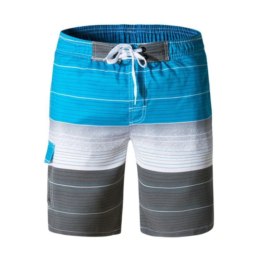 Men/'s Shorts Swim Trunks Quick Dry Beach Surfing Running Swimming Watershort