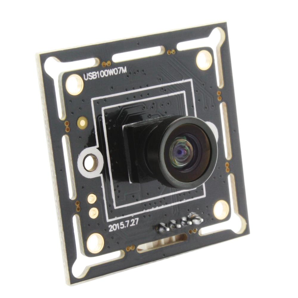 Android ,Linux,Windows MJPEG 30fps 1.0megapixel 720p hd CMOS OV9712 wide angle100degree lens Video smallest usb camera module