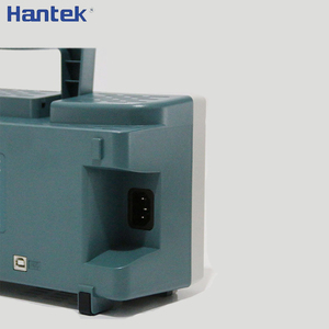 Image 5 - Osciloscópio de armazenamento digital de hantek dso5202p 200mhz 2 canais 1gsa/s 7 tft tft lcd comprimento de registro 40k osciloscópio usb