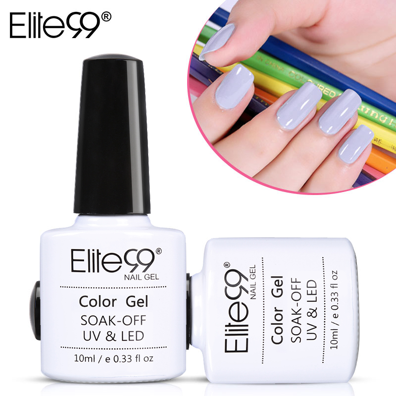 Elite99 10ml Nude Color Series Nail Gel Professional Color Gel Polish Venalisa Led UV Soak off