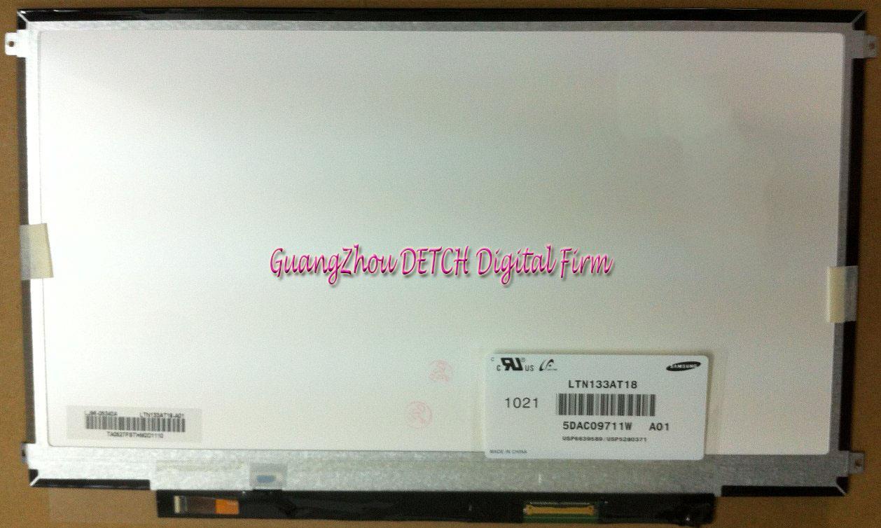 все цены на  Industrial display LCD screenLTN133AT18 new AU 13.3-inch ultra-thin LED LCD (Grade: A + no highlights)  онлайн
