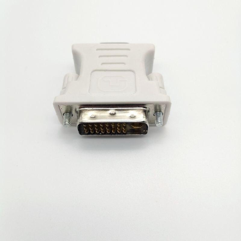 10 հատ ադապտեր DVI 24 + 5 Արական մինչև 15 Pin - Համակարգչային մալուխներ և միակցիչներ - Լուսանկար 6