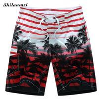 Summer Men Pants Plus Size breathable beachwear shorts for man swimsuits Sport Suits Briefs