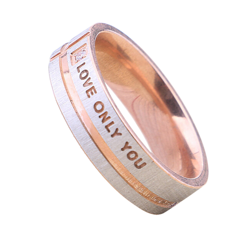 Popular Couple Promise Ring-Buy Cheap Couple Promise Ring lots ...