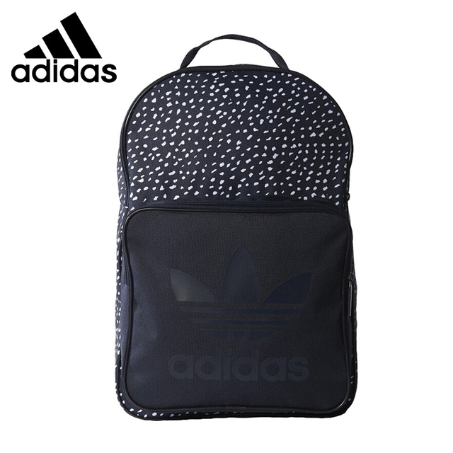969bb1bdcb11 Original New Arrival Adidas Originals BP CLAS GRAPHIC Unisex Backpacks  Sports Bags