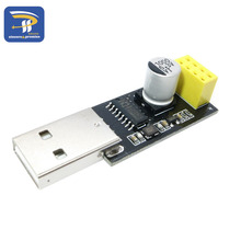 USB to ESP8266 WIFI module adapter board computer phone WIFI wireless communication microcontroller development