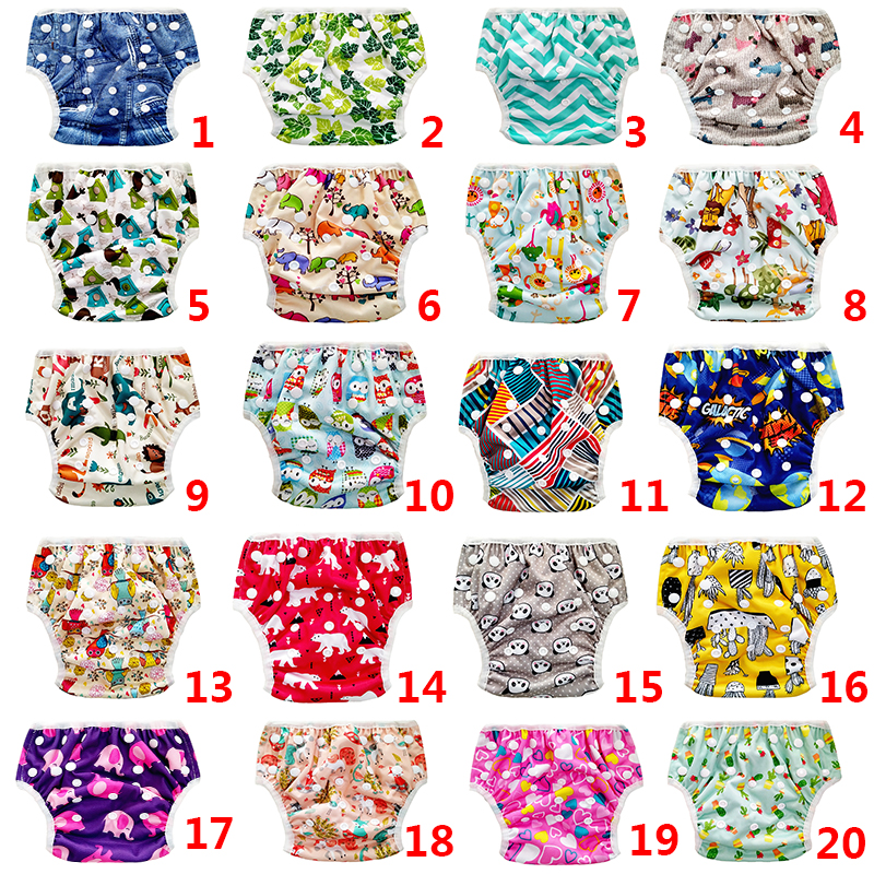 swim diapers for babies boy girl swimsuit baby waterproof swimwear swimming pool special adjustable(China)