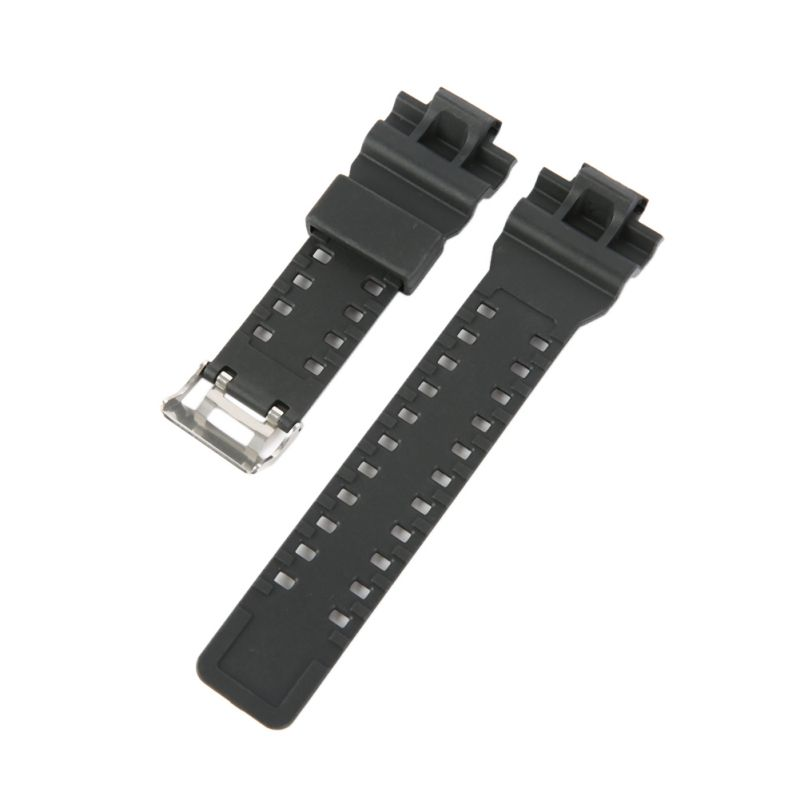 Silicone Rubber Bands Diving Watchband EF Replace Electronic Wristwatch Band Watch Straps