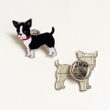 Dog Breed Lapel Pin (19 Breeds)