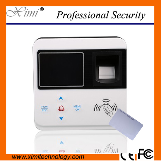 F210 Biometric Fingerprint Access Control ID Card Access Control System For Door Security Management Electronic access biometric standalone access control rfid access control for building management system