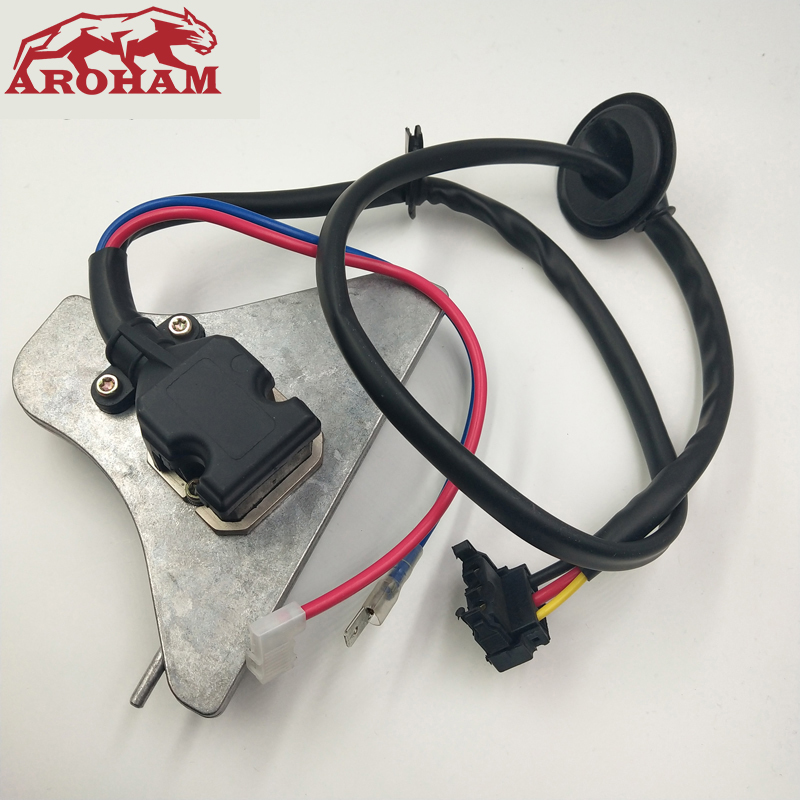 New High Quality For Mercedes W124 Heater Fan Blower Motor Regulator Unit 124 820 27 10 / 1248202710