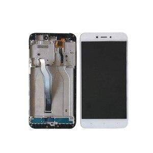 """Image 4 - Orijinal M & Sen 5.0 """"Xiaomi Redmi 5A LCD ekran ekran + dokunmatik Digitizer çerçeve Xiaomi Redmi için 5A lcd ekran % 100% test"""