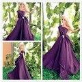 2016 Dolls Accessories Unique Style Luxurious Purple Color Elegant Doll Dress Princess