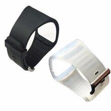 Dişli S R750 Band Kayışı Değiştirin Bandı için Dişli S R750 Smartband Siyah ve Temizle renk