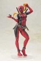 Lady Deadpool Figure Women Bishoujo Statue X MEN X MEN Weapon X Iron Man Wolverine PVC