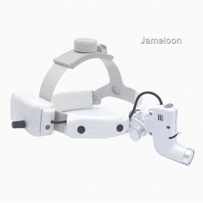 surgical magnifier headlight medical loupe head lamp high intensity font b light b font surgery operation