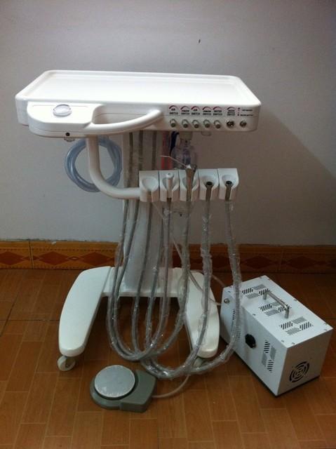 Equipamento médico máquina de tratamento abrangente fahrbarc máquina engrenagem cinto pequena bomba portátil garantia