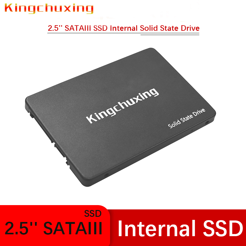 Kingchuxing SSD hd Sata3 2.5'' 60gb 120gb 240gb 1tb ssd Hard Drive Disk Internal Solid State Hard drive for pc computer laptop