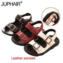 Leather sandalias sandalen baby girl sandals sandały sandalia infantil sandałki boys summer shoes for kids bambina beach shoes