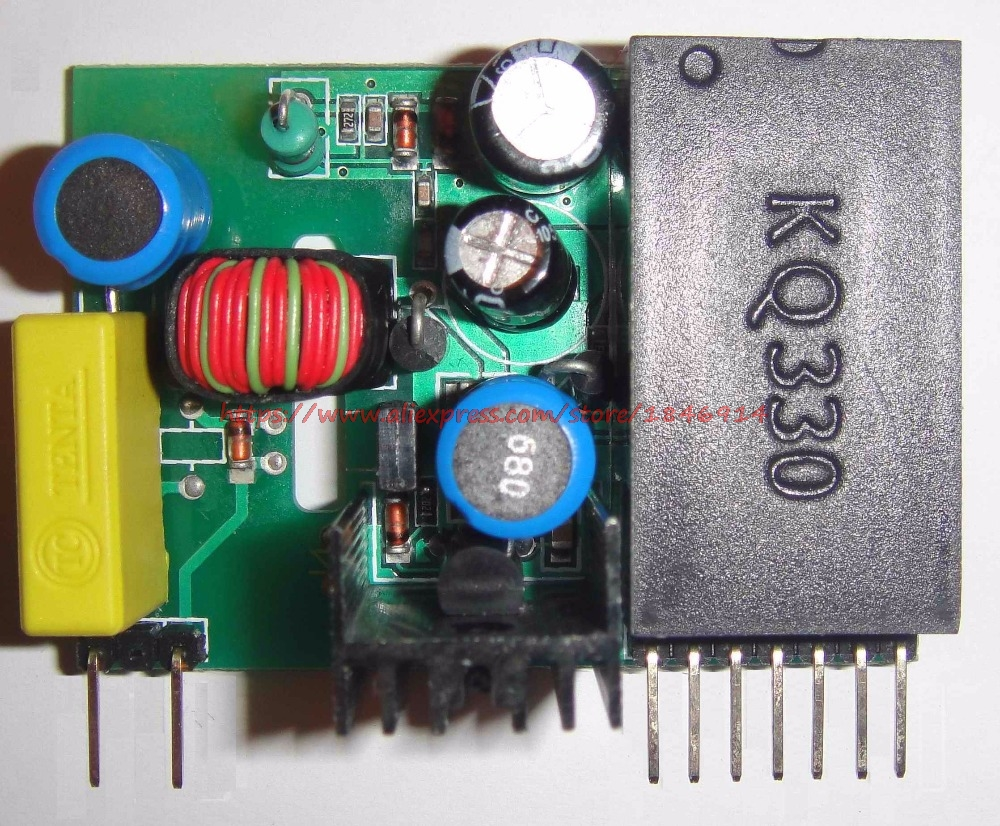 KQ-132K+ (high Power 485 Band) Fast Power Line Carrier Module Without Any External Components