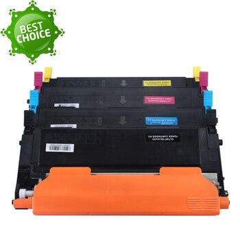 Free shipping 4PK CLT-409S 409S CLT 409 color Toner Cartridge for Samsung CKMY CLP-315W CLP-315 CLP-310N CLX-3175FN CLX 3170FN