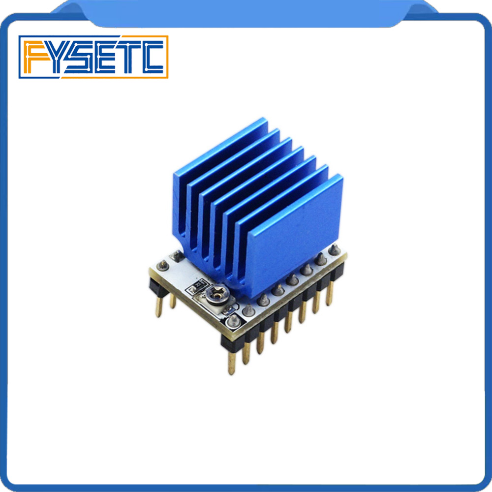 10pcs lot TB67S109 Driver Compatible with 57 Stepper Motor Pololu Pin Definition 3D Printer Stepstick S109