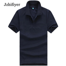 Free Shipping Drop Size M,L XL ,XXL,XXXL Blank Long Sleeve Cotton Polo Shirt Black
