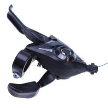 21/24 speed mountain bike Siamese dial transmission EF51-7/8 brake lever bicycle accessories